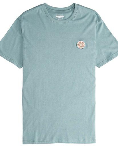 5 Dawn Patrol - T-Shirt für Männer Grün Q1SS52BIF9 Billabong