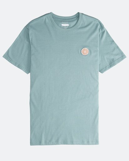 0 Dawn Patrol - T-Shirt für Männer Grün Q1SS52BIF9 Billabong