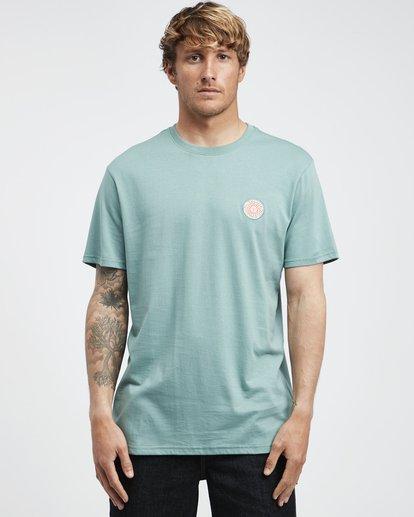 7 Dawn Patrol - T-Shirt für Männer Grün Q1SS52BIF9 Billabong