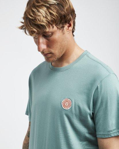 4 Dawn Patrol - T-Shirt für Männer Grün Q1SS52BIF9 Billabong