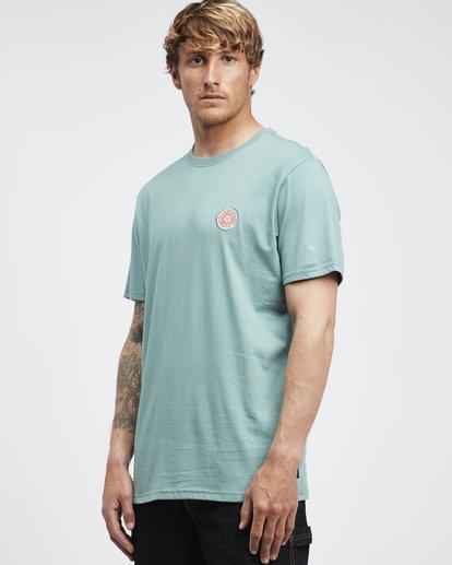 2 Dawn Patrol - T-Shirt für Männer Grün Q1SS52BIF9 Billabong