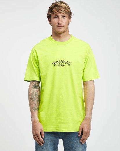 6 Bong - T-Shirt für Männer  Q1SS56BIF9 Billabong