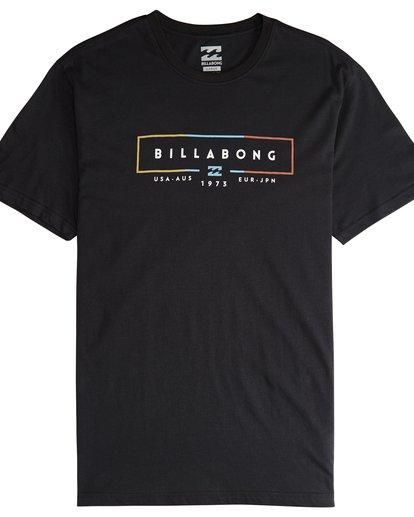 4 Unity - T-Shirt für Männer Schwarz Q1SS57BIF9 Billabong