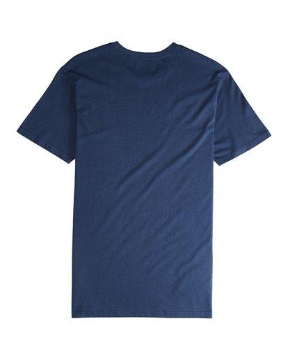 5 Unity - Camiseta de Manga Corta para Hombre Azul Q1SS57BIF9 Billabong