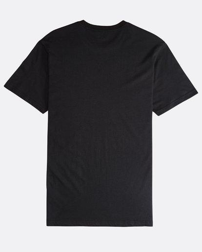 1 Unity - T-Shirt für Männer Schwarz Q1SS57BIF9 Billabong