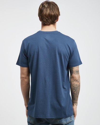 7 Unity - Camiseta de Manga Corta para Hombre Azul Q1SS57BIF9 Billabong