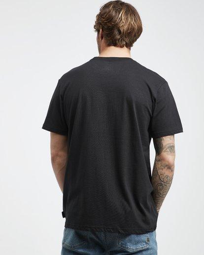3 Unity - T-Shirt für Männer Schwarz Q1SS57BIF9 Billabong