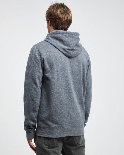 9 Vista - Kapuzenjacke für Männer Blau Q1ZH01BIF9 Billabong