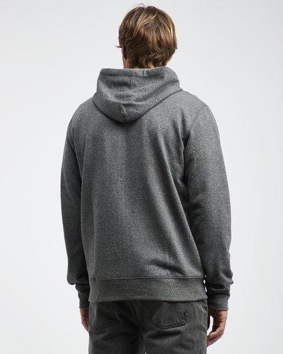 3 Vista - Kapuzenjacke für Männer Schwarz Q1ZH01BIF9 Billabong