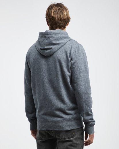 3 Vista - Kapuzenjacke für Männer Blau Q1ZH01BIF9 Billabong