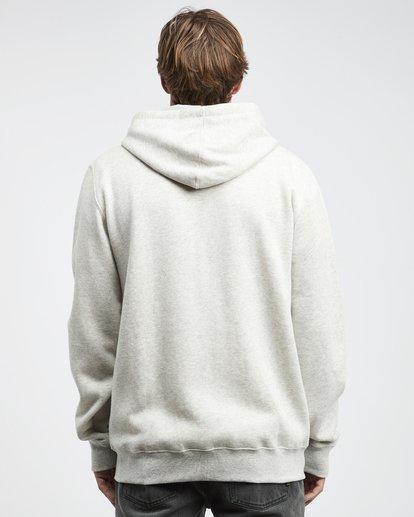 8 Walled - Kapuzenjacke für Männer Grau Q1ZH03BIF9 Billabong