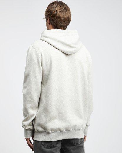 10 Walled - Kapuzenjacke für Männer Grau Q1ZH03BIF9 Billabong