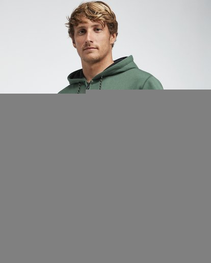 6 Starweather - Kapuzenjacke für Männer Grün Q1ZH06BIF9 Billabong