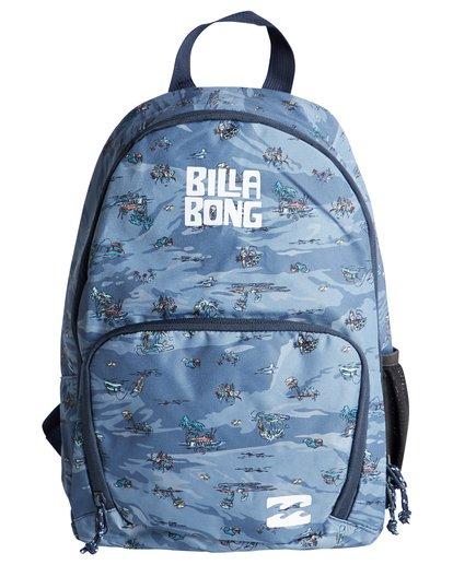 0 Grom - Rucksack für Jungen Blau Q2BP02BIF9 Billabong
