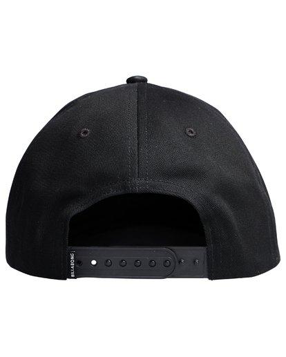 5 All Night - Snapback Boy Cap for Boys Black Q2CM01BIF9 Billabong
