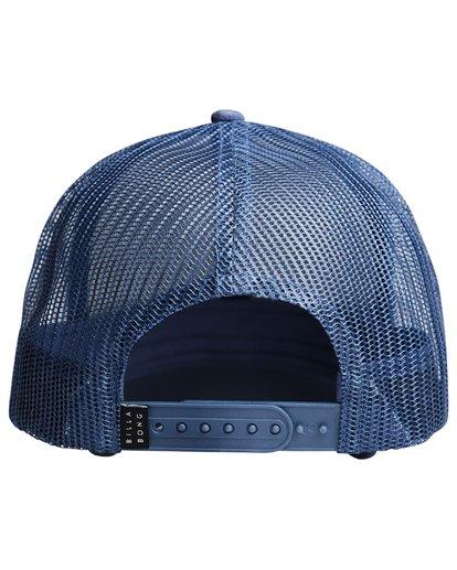 10 Walled - Trucker Cap for Boys Blue Q2CT02BIF9 Billabong