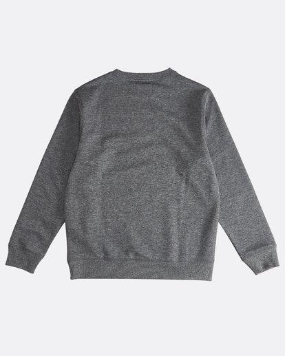 1 All Day - Crew Pullover für Jungen Schwarz Q2FL01BIF9 Billabong