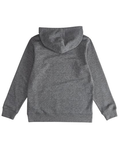 3 All Day Po - Sudadera con Capucha para Chicos Negro Q2FL04BIF9 Billabong
