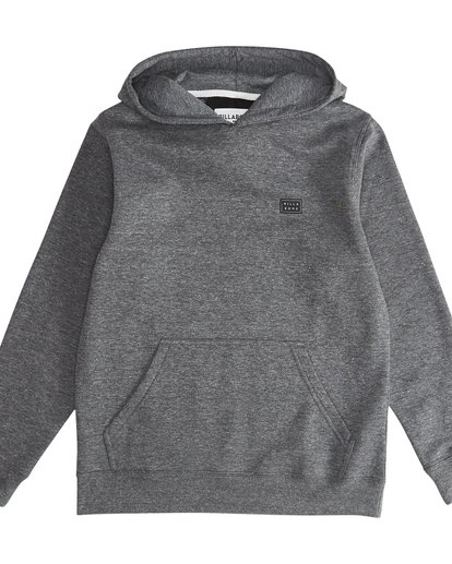 2 All Day Po - Sudadera con Capucha para Chicos Negro Q2FL04BIF9 Billabong