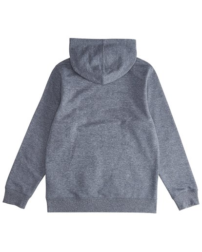 3 All Day Po - Hoodie für Jungen Blau Q2FL04BIF9 Billabong