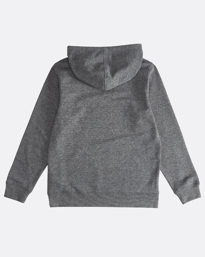 1 All Day Po - Sudadera con Capucha para Chicos Negro Q2FL04BIF9 Billabong