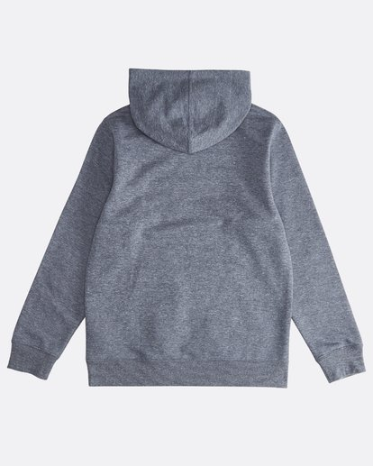 1 All Day Po - Sudadera con Capucha para Chicos Azul Q2FL04BIF9 Billabong