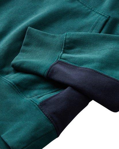 8 Wave Washed - Pullover für Jungen Grün Q2FL06BIF9 Billabong