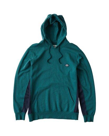 3 Wave Washed - Pullover für Jungen Grün Q2FL06BIF9 Billabong
