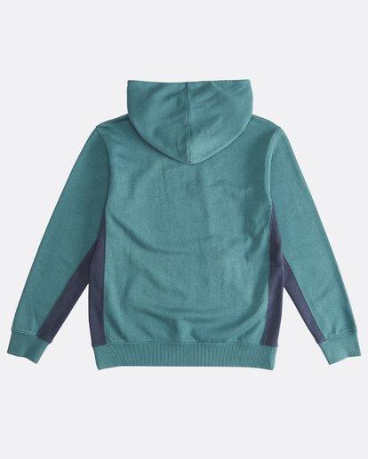 1 Wave Washed - Pullover für Jungen Grün Q2FL06BIF9 Billabong