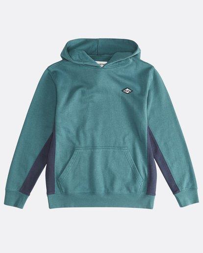 0 Wave Washed - Pullover für Jungen Grün Q2FL06BIF9 Billabong
