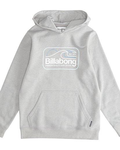 2 Dive - Hoodie für Jungen Grau Q2HO01BIF9 Billabong