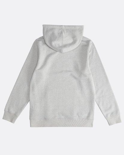 1 Dive - Hoodie für Jungen Grau Q2HO01BIF9 Billabong