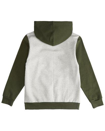 3 Super 8 - Hoodie für Jungen Grau Q2HO04BIF9 Billabong