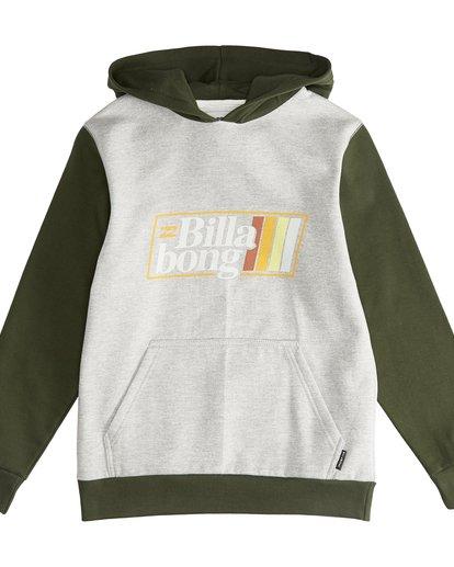 2 Super 8 - Hoodie für Jungen Grau Q2HO04BIF9 Billabong