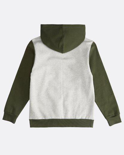 1 Super 8 - Hoodie für Jungen Grau Q2HO04BIF9 Billabong