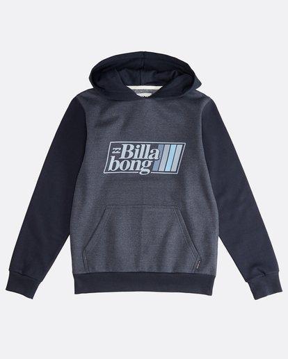 0 Super 8 - Hoodie für Jungen Blau Q2HO04BIF9 Billabong