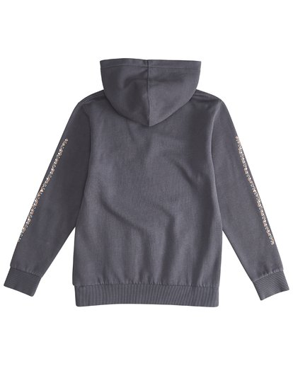 3 Heritage - Hoodie Boy for Boys Black Q2HO05BIF9 Billabong