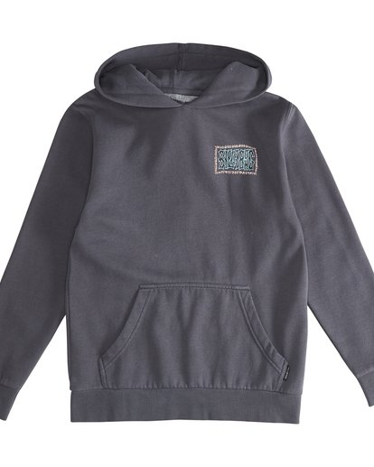 2 Heritage - Hoodie Boy for Boys Black Q2HO05BIF9 Billabong