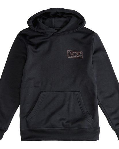 2 Beach Path - Hoodie Boy for Boys Black Q2HO07BIF9 Billabong