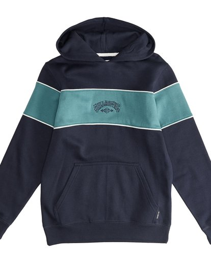 2 Edge - Hoodie für Jungen Blau Q2HO10BIF9 Billabong