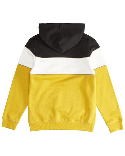 3 Edge - Sudadera con Capucha Hedge para Chicos Amarillo Q2HO10BIF9 Billabong