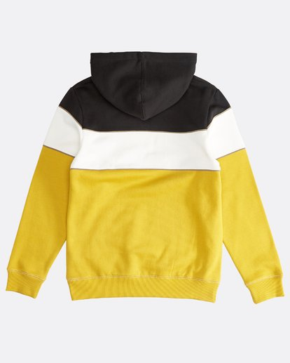 1 Edge - Sudadera con Capucha Hedge para Chicos Amarillo Q2HO10BIF9 Billabong
