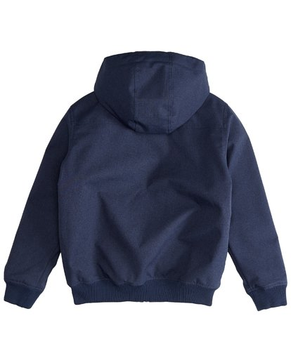3 All Day - 10K Boy Jacket for Boys Blue Q2JK05BIF9 Billabong