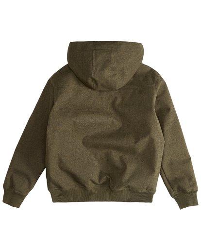 3 All Day - 10K Jacke für Jungen Grün Q2JK05BIF9 Billabong