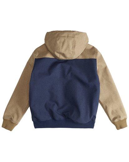 3 All Day - 10K Jacke für Jungen  Q2JK05BIF9 Billabong
