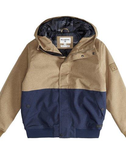 2 All Day - 10K Jacke für Jungen  Q2JK05BIF9 Billabong