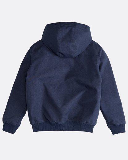 1 All Day - 10K Boy Jacket for Boys Blue Q2JK05BIF9 Billabong