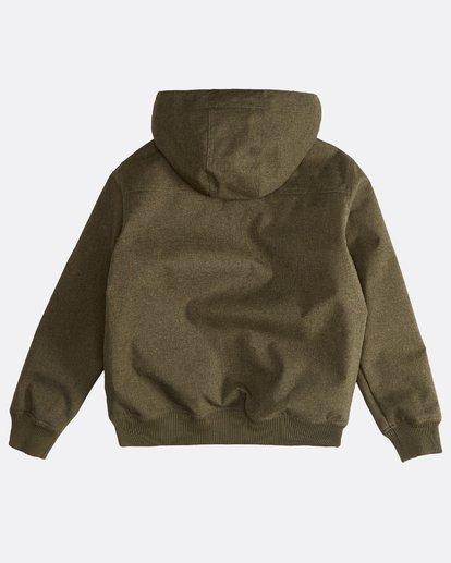 1 All Day - 10K Jacke für Jungen Grün Q2JK05BIF9 Billabong