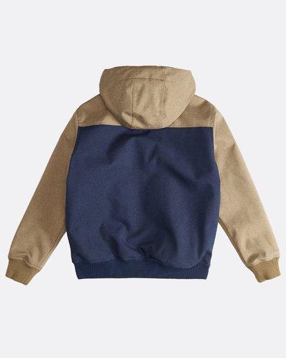 1 All Day - 10K Jacke für Jungen  Q2JK05BIF9 Billabong