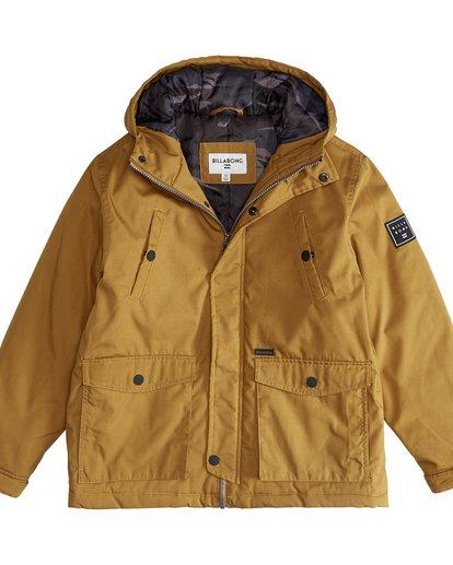 2 Alves - Jacke für Jungen  Q2JK06BIF9 Billabong